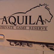 Aquila Private game reserve 5