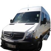 Mercedes Sprinter 15 + 1