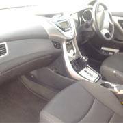 Hyundai Elantra Interior1