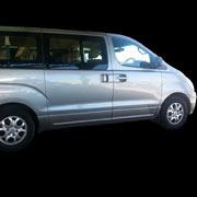 Hyundai H1 Silver Combi