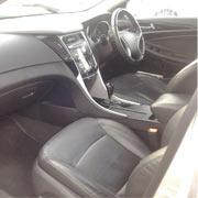 Hyundai Sonata Interior