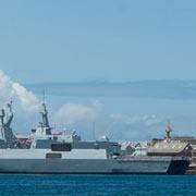 Naval Base Simons Town