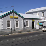 Simons Town Train Station