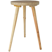 3 Legged Tall Stix Side Table
