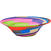 African Traditional Woven Basket Large