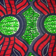 African Pattern Runner F