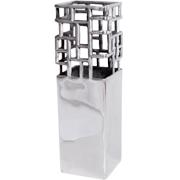 Aluminium Cube Vase C