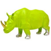 Animal Large Rhino