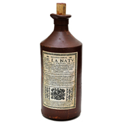 Apothecary Bottle D
