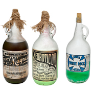 Apothecary Bottle G