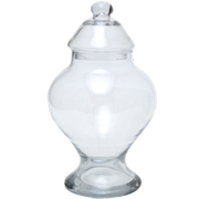 Apothecary Candy Jar L