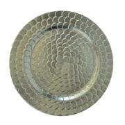 Armadillo Underplate Silver