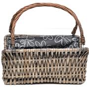 Basket Rectangle Medium