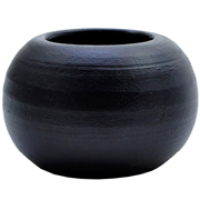 Black Finish Votive