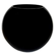 Black Fish Tank Vase Medium
