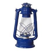 Blue Paraffin Lantern