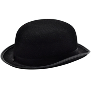 Bowler Hat Felt