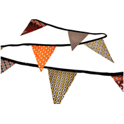 Bunting Strings Mix & Match Bright Colours