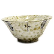 Ceramic Bowl Stone Speckled