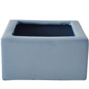 Ceramic Half Cube