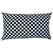 Chequered Cushion Cover Rectangle