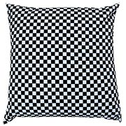 Chequered Cushion Cover Square
