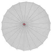 Chinese Umbrella White