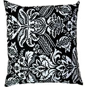 Classic Floral Black and White