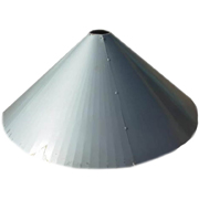 Cone Cover for Triangular Base