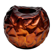 Copper Weave Votive