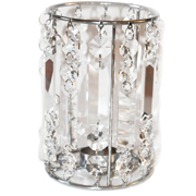 Crystal Look Candle Guard