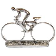 Cyclist Silver A