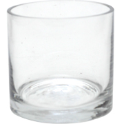 Cylinder Vase 10 x 10cm