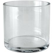 Cylinder Vase 10 x 8cm h