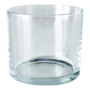 Cylinder Vase 13cm x 11.5h