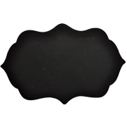 Damask Chalkboard Small