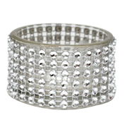 Diamante Mesh Votive