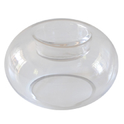 Doughnut Glass Votive