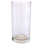Drinking Glass High Ball Clear