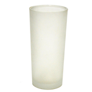 Drinking Glass High Ball Frosted