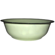 Enamel Tin Bowl A