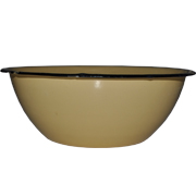 Enamel Tin Bowl B