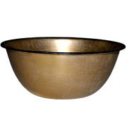 Enamel Tin Bowl D