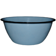 Enamel Tin Bowl E