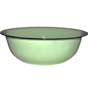 Enamel Tin Bowl G