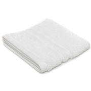 Face Cloth White