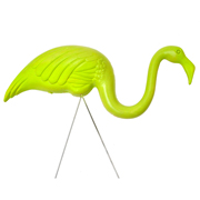 Flamingo Lime Green