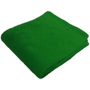 Fleece Waffle Green