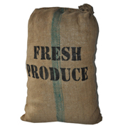Fresh Produce Jute Bags