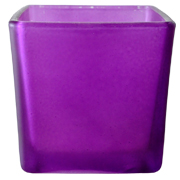 Frosted Cube Purple